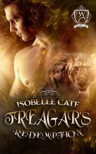 Treagar's Redemption book cover 2