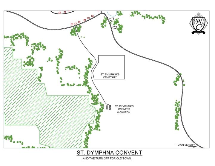 Woodland Creek-St. Dymphna